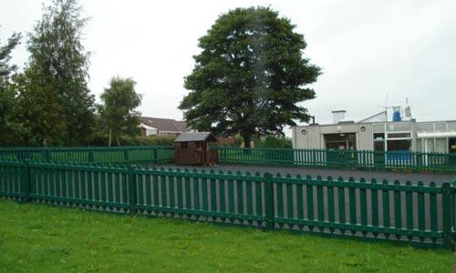 Fencing for Schools